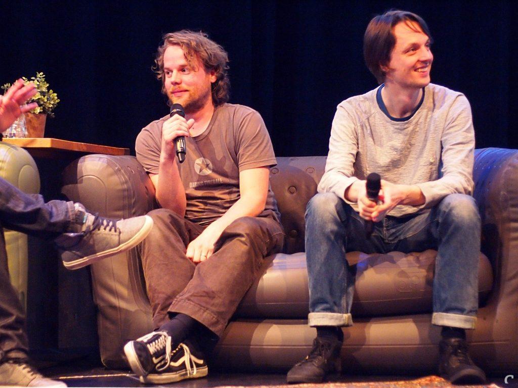 Niels 't Hooft en Kars Alfrink (hubbub)