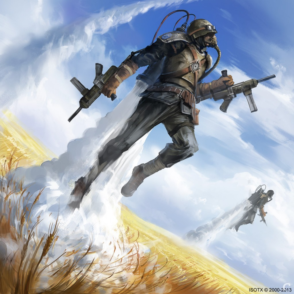 March of War art