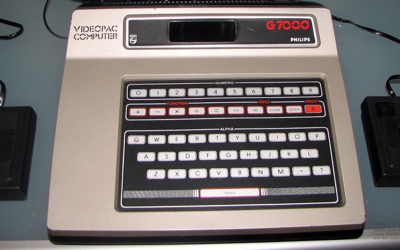 Philips-VIDEOPAC-G7000