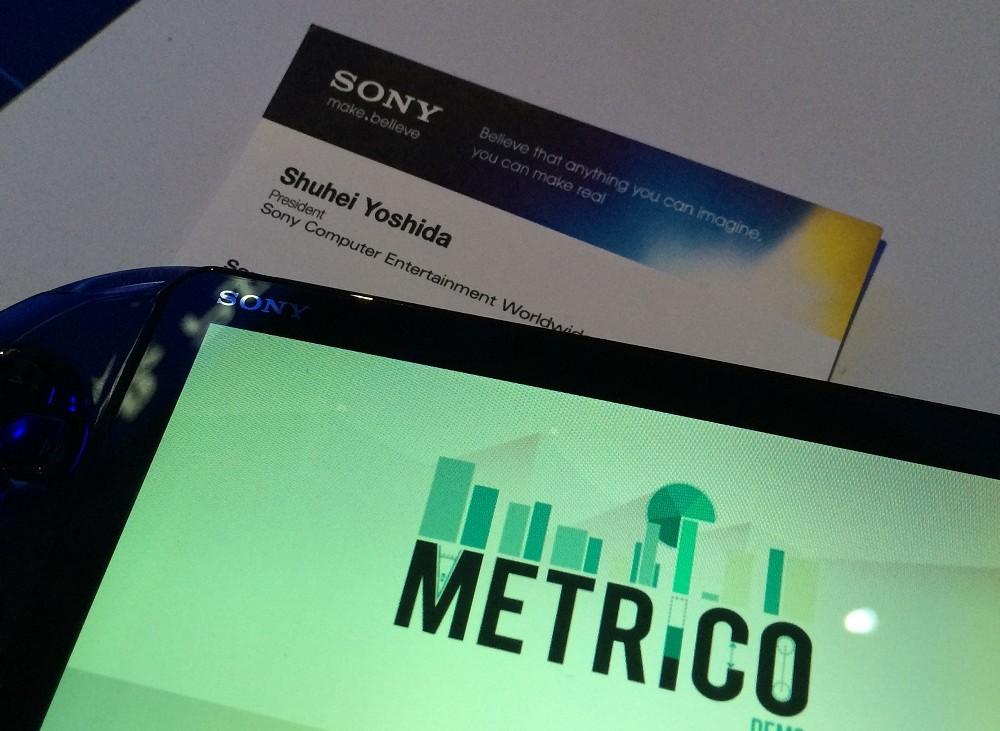 metrico kaartje