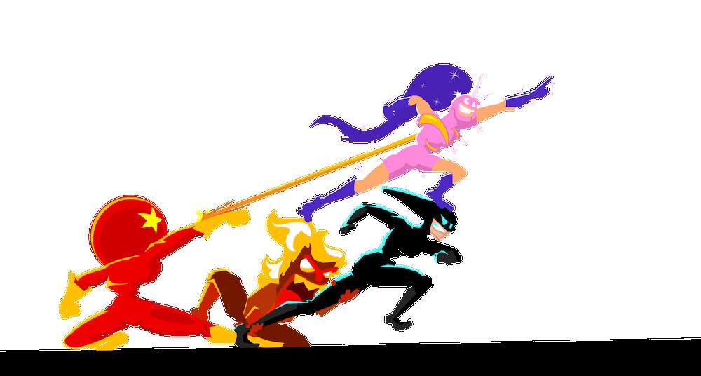 SpeedRunners-chaos-art