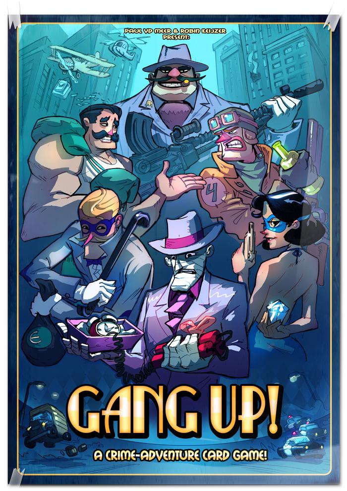 Gang Up full