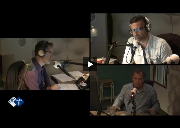 JP bij Radio 1
