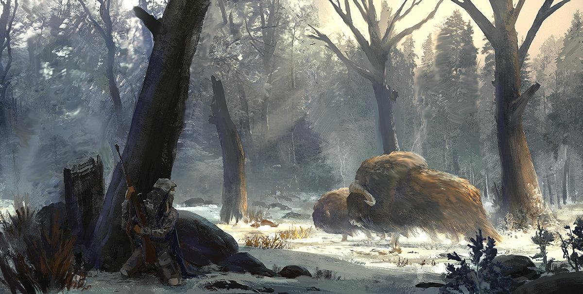 lloyd-allan-forest-hunter-small