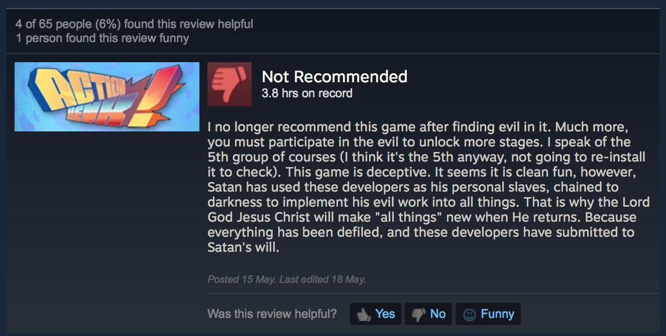 Evil Henk