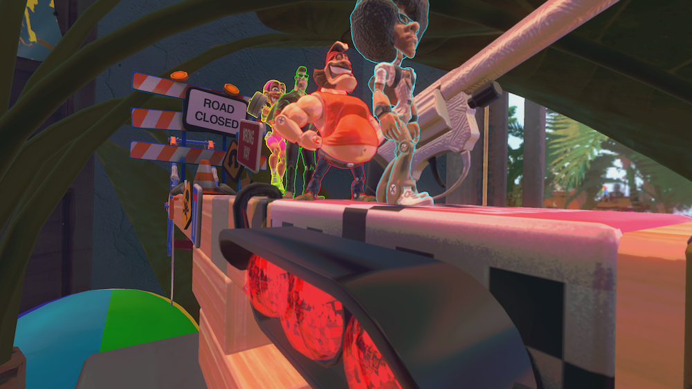 Action Henk multiplayer