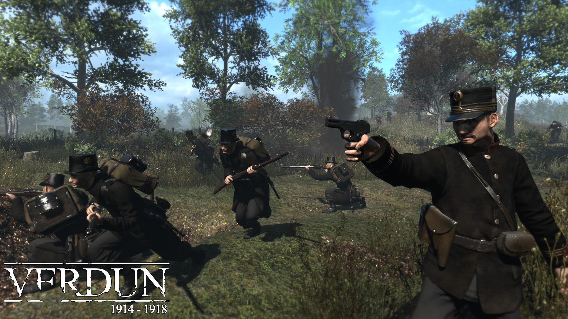 Verdun Belgen