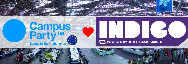 indigo campus party