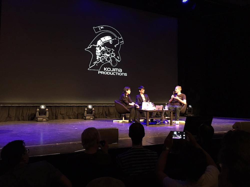 Hideo Kojima Nordic Game