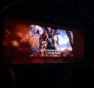 Horizon Zero Dawn E3