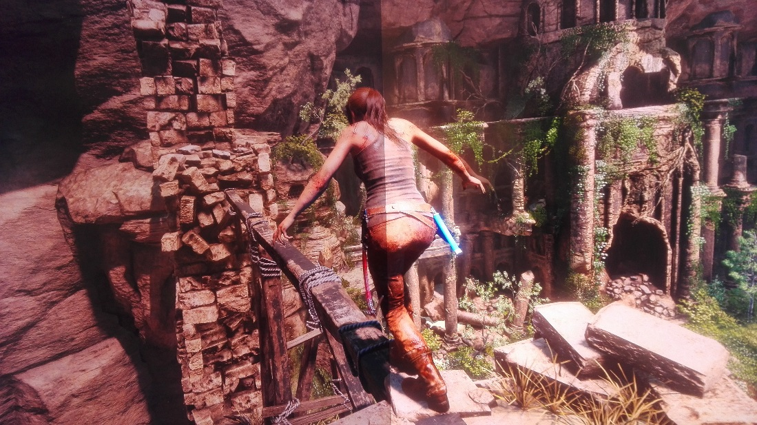 Rise of the Tomb Raider HDR vs SDR