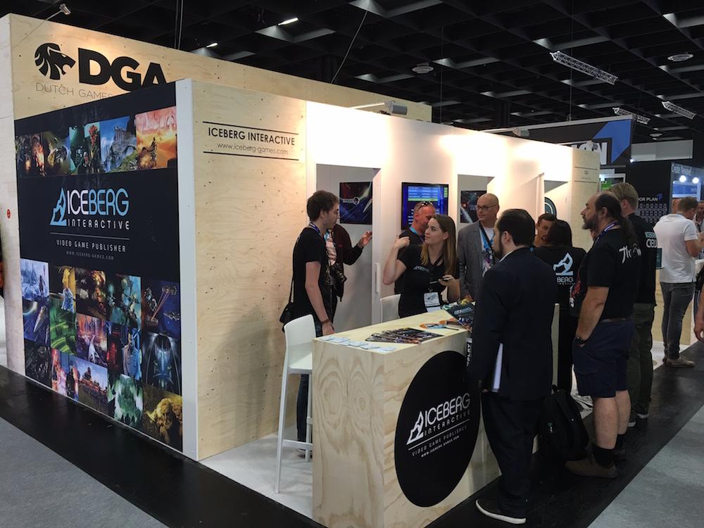 Gamescom 2016 Iceberg